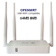 Openwrt router USB MTK7620N 4 antennas WIFI repeater 300Mbps