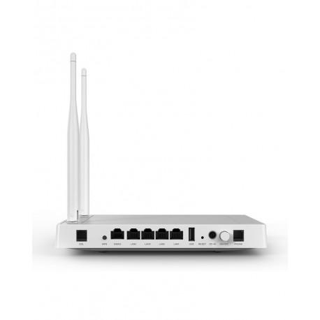 NETIS DL4422V VoIP, PSTN Router com MODEM DEVDSL2 / ADSL 2+