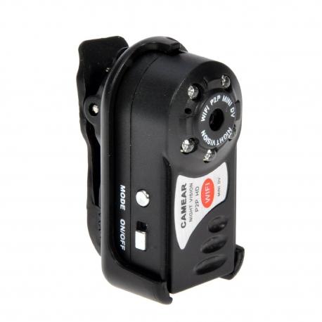 Mini cámara Espia Wifi de vigilacia HQ Q7 MD81 DV P2P android IP