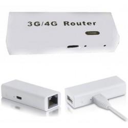 Mini routeur 4G USB 3G répéteur WIFI AP hotspot MIFI modem SIM