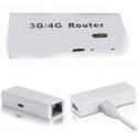 Tragbare Mini-wifi-Fräser 3G, 4G MiFi Wireless-N-Mini-USB AP
