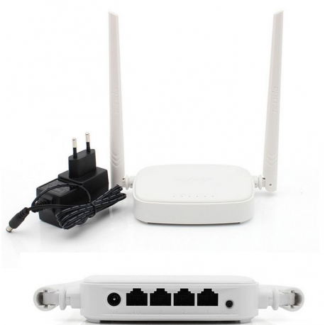 WIFI router easy to configure TENDA N301 repeater WISP AP