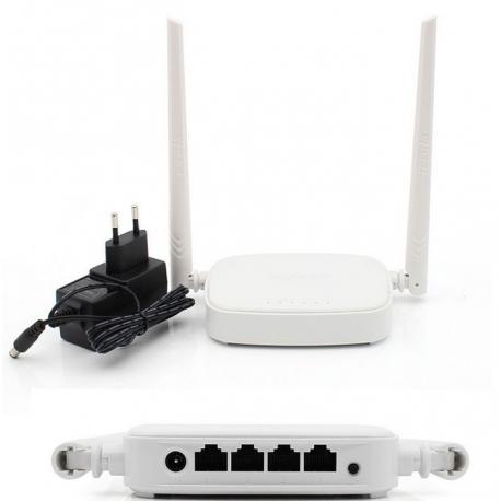 Router WIFI facil de configurar TENDA N301 repetidor WISP AP