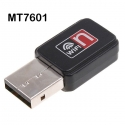 Adaptador WIFI USB MT7601 chip mediatek mini antena portatil