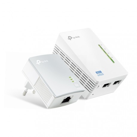 TL-WPA2220KIT El Kit Extensor Powerline PLC WiFi AV200 300 Mbps