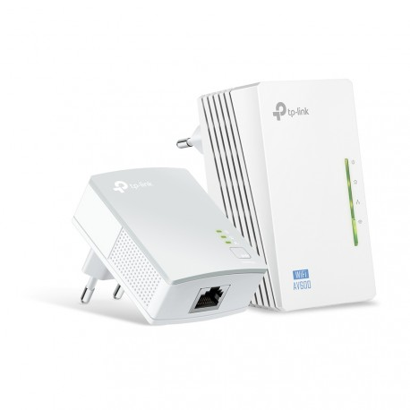 TL-WPA2220KIT L'Extender Kit Powerline PLC AV600 WiFi