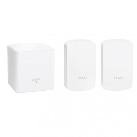 Tenda nova MW5 pack 3 peças WiFi Mesh AC1200 para casa grande