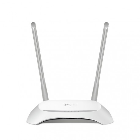 TP-LINK TL-WR850N Router neutro WiFi N a 300Mbps
