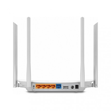 TP-LINK Archer C5 Router, Gigabit-Wlan AC mit Dual-Band-AC1200