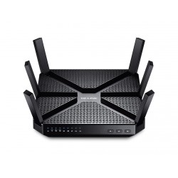 TP-LINK Archer C3200 Router Gigabit WiFi Tri-Banda 3200Mbps