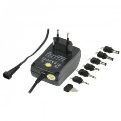 Netzteil Schalter Adapter 1500mA 1A 3v 4,5 v 5v 6v 7,5 v 9v 12v