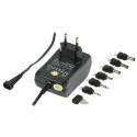 Carregador Universal tablet celular 1500mA alimentador AC/DC
