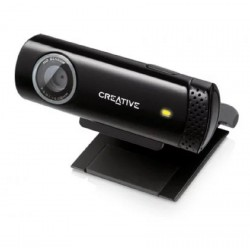 Caméra Webcam PC Creative Labs Live! Cam Chat HD DE 5,7 MP