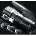 IMALENT DDT40 V-2016 linterna LED recargable potente 4 focos XP-L HI XPL