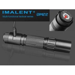 Taschenlampe wiederaufladbar durch USB-Imalent DM22 930LM led XM-l2 U4