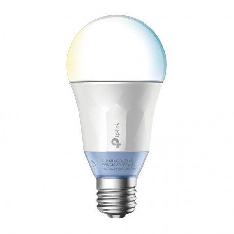 TP-LINK LB120 Lampadina LED WiFi Smart Luce Bianca Dimmerabile