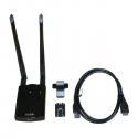 Alfa AWUS036ACH WIFI USB 3.0 dual band con anti interferenza