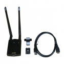 Alpha AWUS036ACH WIFI USB 3.0 dual-band, anti-interference
