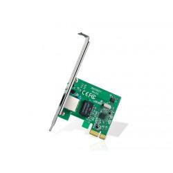 Adaptador de rede Gigabit placa PCI Express TG-3468 Ethernet