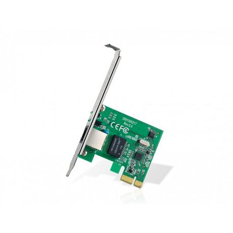 Carte réseau Gigabit PCI Express TG-3468 Ethernet, 2000 Mbit/s