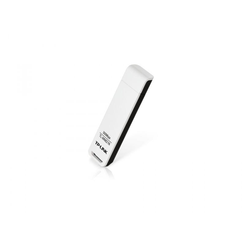 ▷ TP-LINK TL-WN821N USB WIFI ADAPTER WIRELESS-N