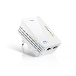 Unidade de Extensor PLC WiFi Powerline WiFi AV500 TL-WPA4220