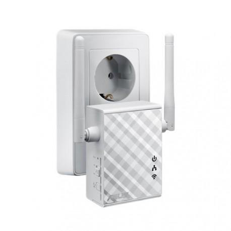 ASUS RP-N12 Extensor de rango WiFi punto de acceso puente y