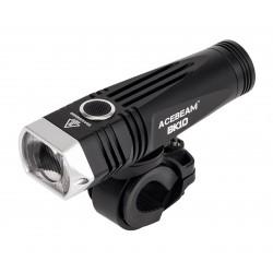 ACEBEAM BK10 luz diodo EMISSOR de luz de bicicleta recarregável