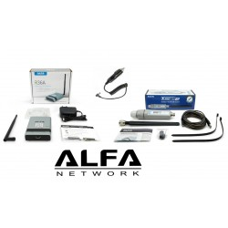 Kit for 4G at home or motorhome Alpha 4G Camp-Pro 2