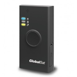 GlobalSat DG-500 GPS Bluetooth receiver Data Logger with built-in battery