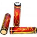 18650 protección digital TF18650 de 3.7v 3.000mA Flame Protegida
