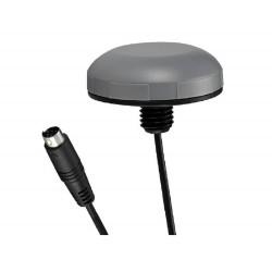 Globalsat MR-350S4 antenna ricevitore GPS SiRFstarIV cavo PS2 RS-232