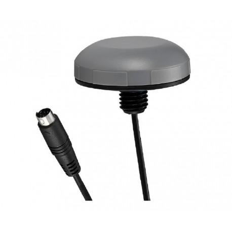 Globalsat MR-350S4 antena GPS receptor SiRFstarIV cabo PS2