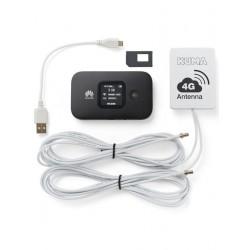 Kuma 4G WiFi per autocaravan e Camper Mobile Pocket Kit