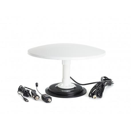 Antena Digital TV magnética barco caravana Kuma Cosmos 12v 24v