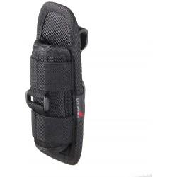 Holster swivel belt for flashlight nylon