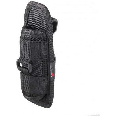 Holster de ceinture pivotant pour lampe de poche en nylon