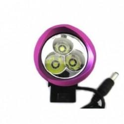 Set Trustfire® 3x CREE XML T6 LED Fahrrad Scheinwerfer 4 Modi 2000 Lumen