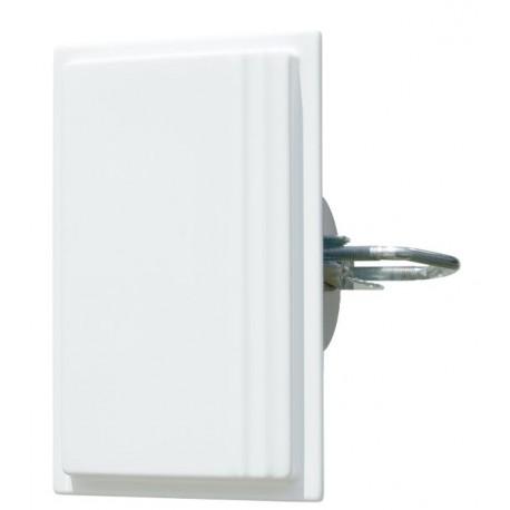 Antena WiFi setorial DUPLO vertical e horizontal 10dbi 2.4 GHz