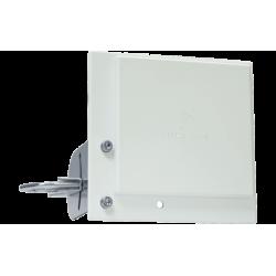 Antena wifi de painel 14dBi 2.45 GHz - direcional conector N fêmea