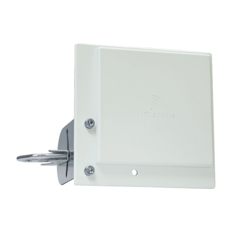 Wifi-antenne panel 14dBi 2,45-GHz - richtantenne N-buchse