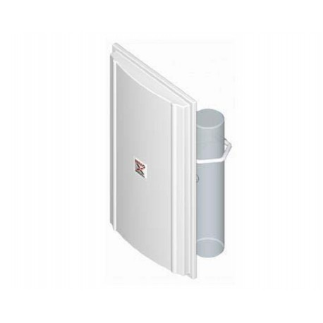 Antena WiFi MIMO SECTOR 14dBi 2.4GHz polarización: horizontal y