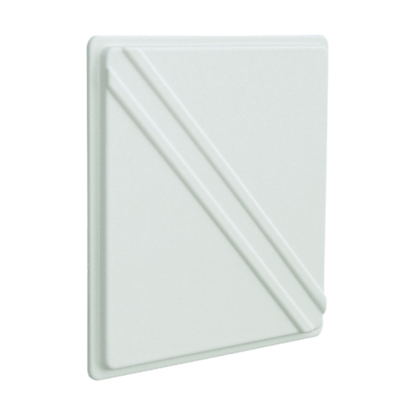 antena wifi de painel 17dBi / 2.4 GHz direcional conector: N