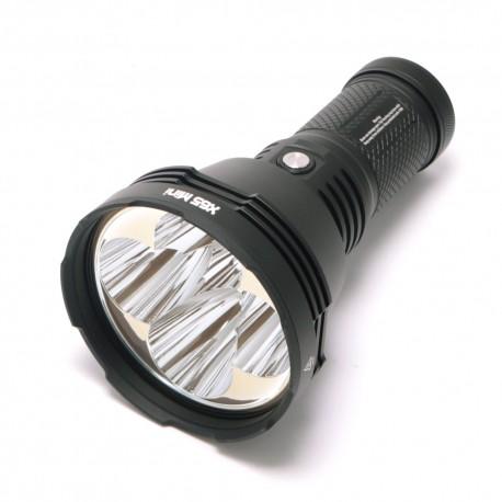 Acebeam X65 Mini 5x CREE XHP35 LED HI 12000 lumen raggiunge i 1400 metri