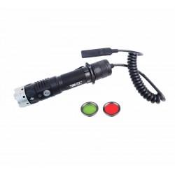Acebeam T36 kit de caça lanterna recarregável USB-C diodo EMISSOR de luz do CREE XHP35 2000 lúmens