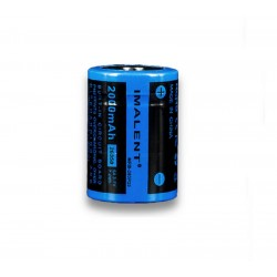 Imalent MRB-263P20 2000mAh High performance battery 26350