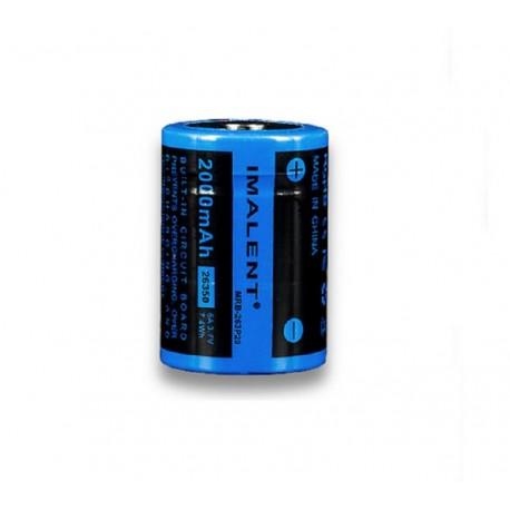 Imalent MRB-263P20 2000mAh Alto rendimiento batería 26350