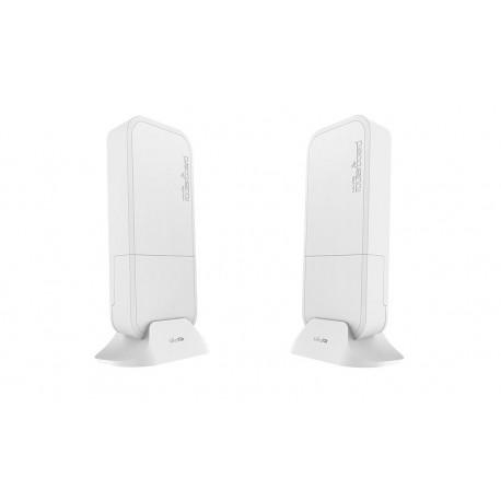 Mikrotik enlace sin cables puente inalámbrico 60 GHz wireless