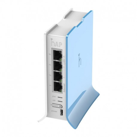Punto de acceso WiFi Mikrotik RB / 9412NDTC hAP Lite 32MB RAM