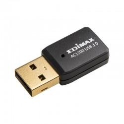 Edimax EW-7822UTC Placa de Rede WiFi USB Nano AC1200